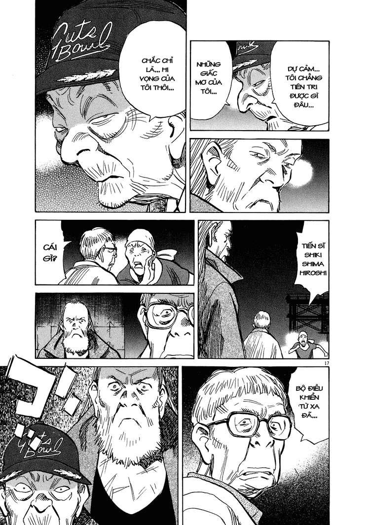 20th Century Boys chapter 243 trang 37
