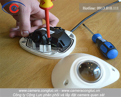 Dịch vụ sửa chữa camera giám sát uy tín số 1 tại Hải Phòng.