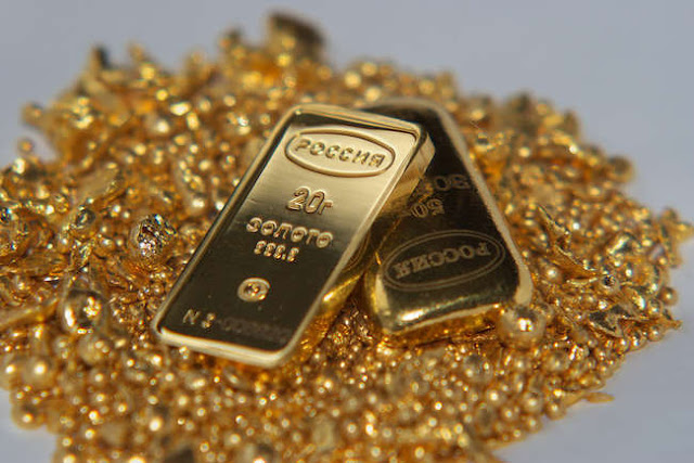 Global InterGold, gold purchase