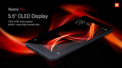 """Xiaomi Redmi Pro 5.5"""" OLED Display"""