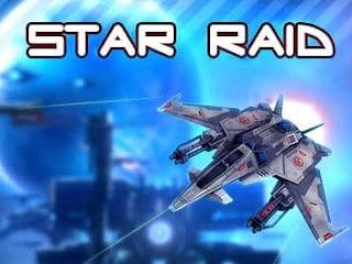 تحميل لعبة حرب الطائرات الفضائية Star Raid  للكمبيوتر
