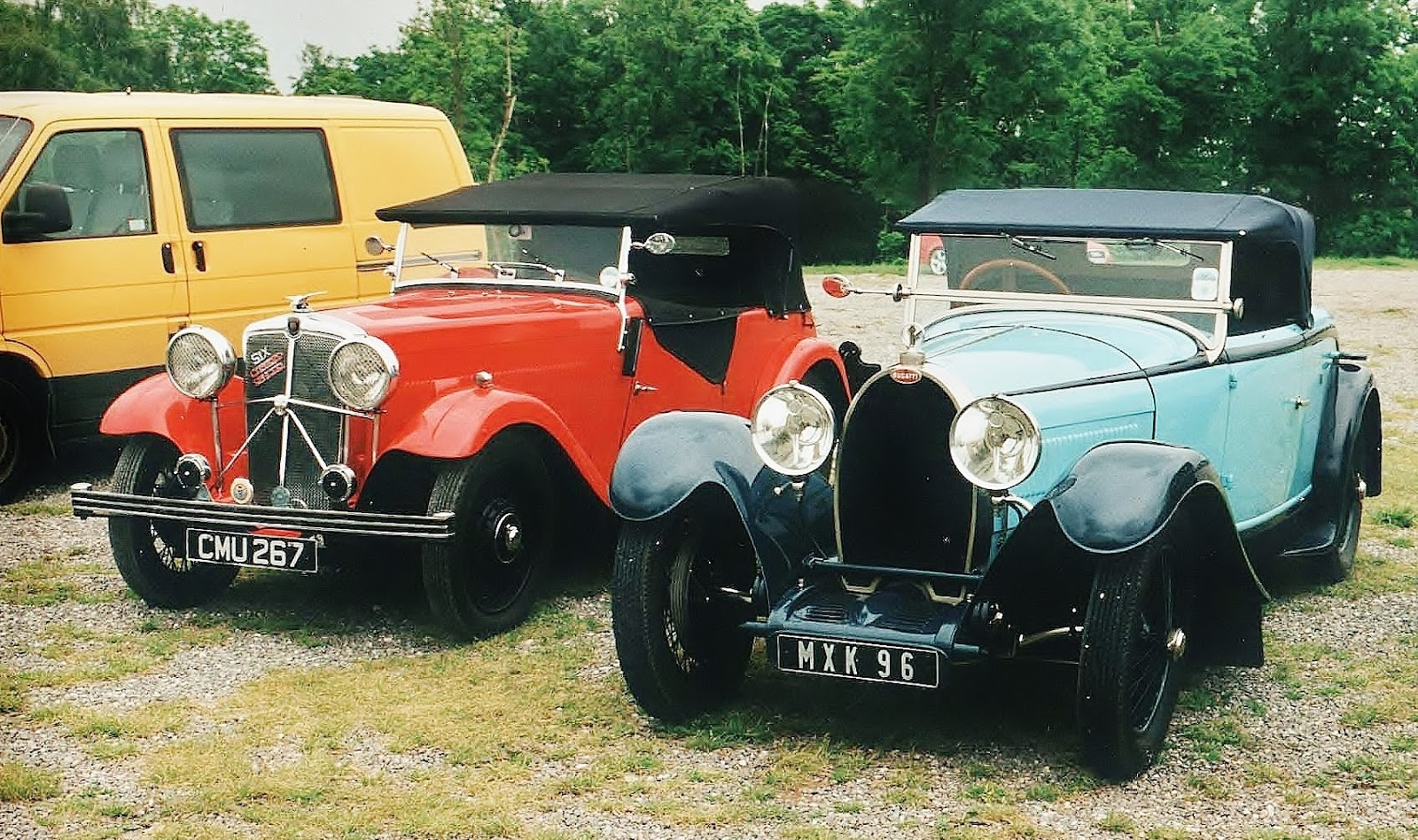 Ferraris and Other Things: 1930s Cars