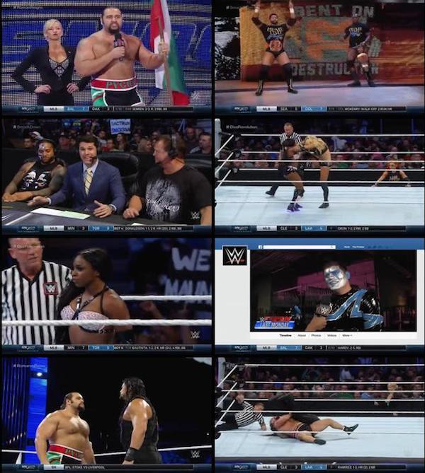 WWE Thursday Night Smackdown 05 Aug 2015 WEBRip 480p