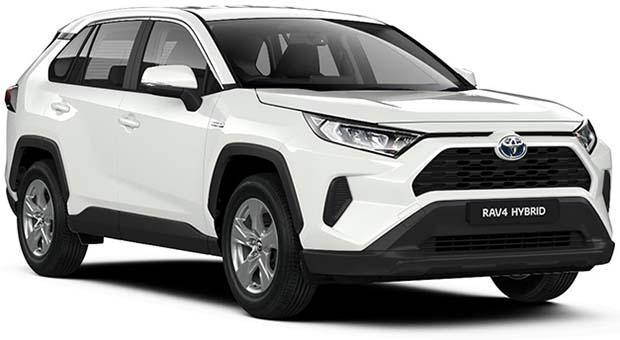 Ini Mobil Terbaru Toyota RAV Generasi