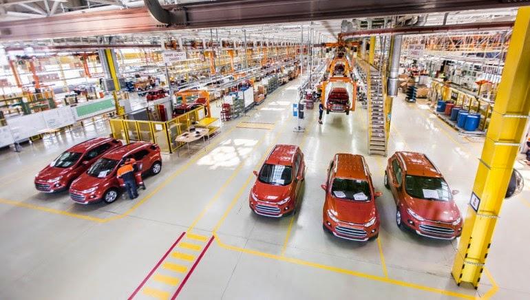 Ford EcoSport 2014-2015