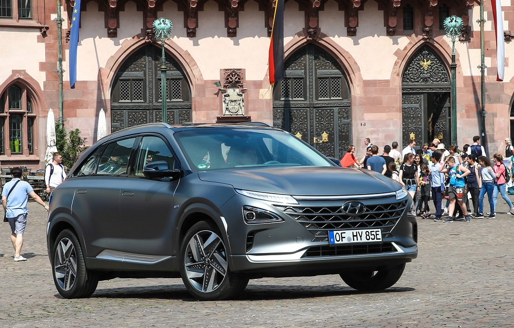 Hyundai and Audi partner in fuel cell technology