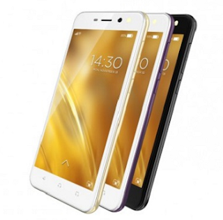 Advan i5e Glassy Gold 2