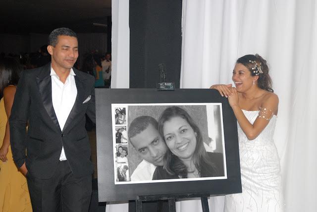 Casamento de Renata e Jacks em 2007