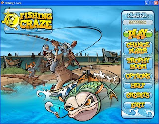 game Fishing Craze