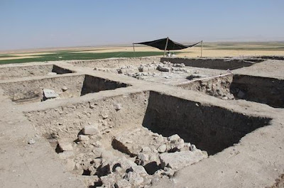 Early Christian church found in Central Anatolia