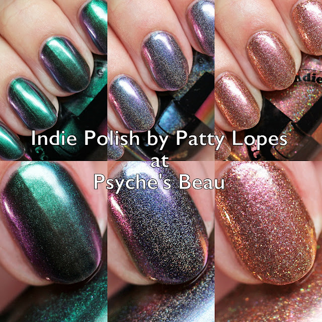Indie Polish by Patty Lopes at Psyche's Beau