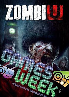 Gratis alla GamesWeek 2012 di Milano con Zombie KB e ZombiU