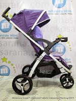 duduk Babyelle S700 Curv2 Lightweight Baby Stroller