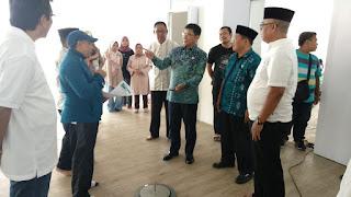 Akhirnya Gedung Setda Kota Cirebon Akan Segera Ditempati