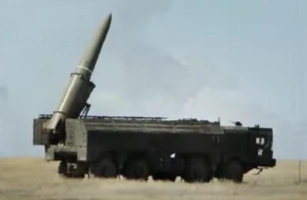 Gambar kekuatan dan kehebatan rudal balistik iskander 9K720 Indonesia