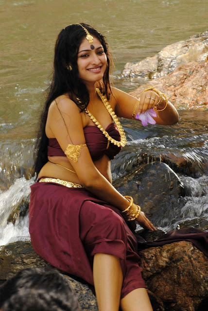 Hariprriya Hottest Body Showing Sensational Photos From Swami Manikanta