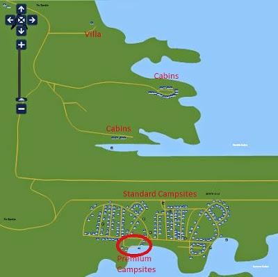 Sardis Lake, MS map
