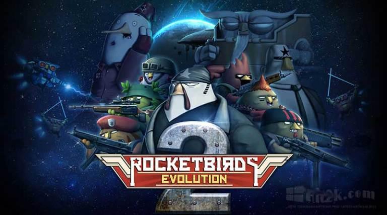 RocketBirds 2 Evolution Free Download