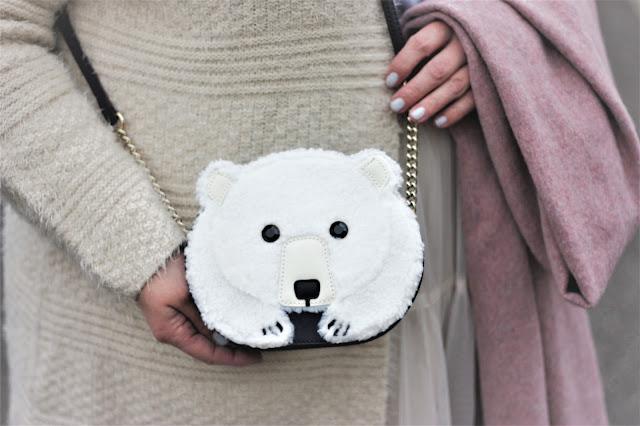 Kate Spade Polar Bear