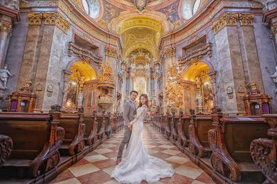 Vienna維也納婚紗
