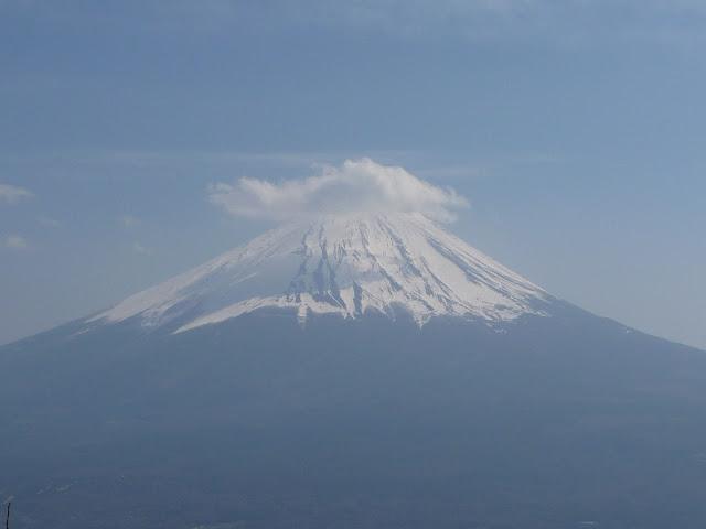 volcan fujuyama japon