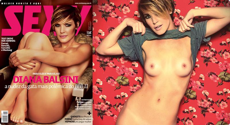 Sexy Junho – Diana Balsini do BBB11