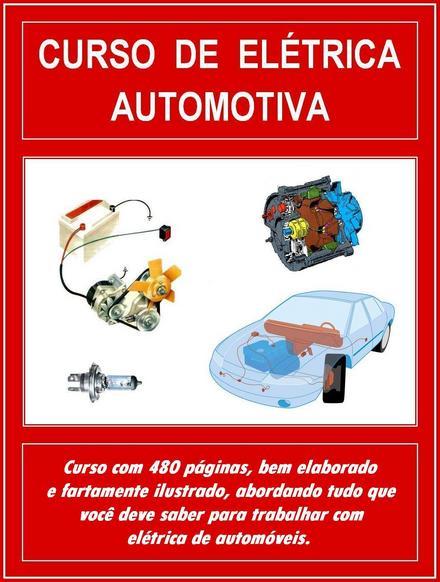 Curso%2Bde%2Beletrica%2Bautomotiva Eletricidade do Automóvel   Sistema de Iluminação e Sinalização