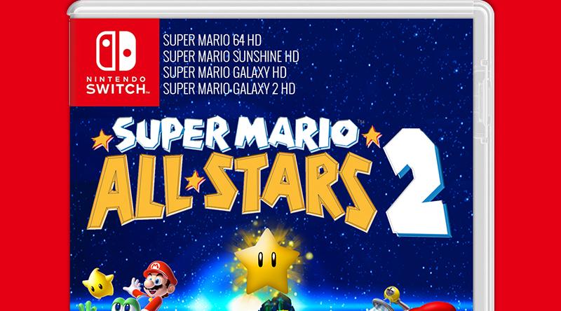 Super Mario All Stars 2 For Nintendo Switch
