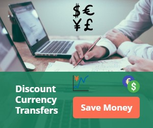 Discount Currency Transfers
