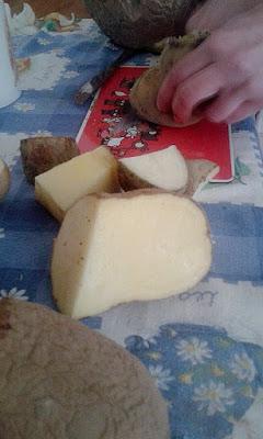Le patate sono l'ortaggio più facile da far germogliare