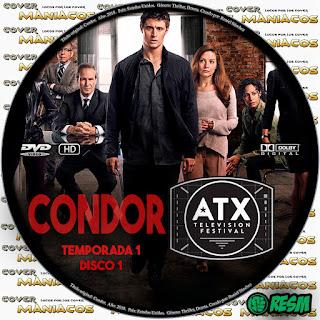 GALLETA 1 CONDOR - 2018 - TEMPORADA 1 [SERIE TV]