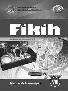 Fikih Buku Guru Kelas 8-VIII Kurikulum 2013 Revisi