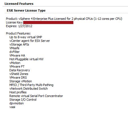 vmware vcenter license key crack