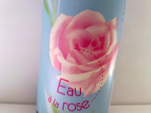 Eau à la rose Monoprix Bio - Revue