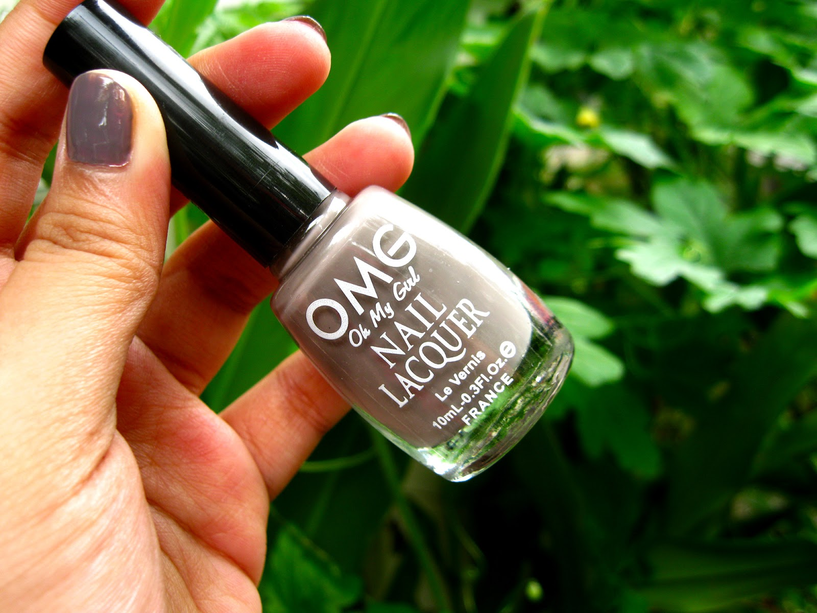 Nail of the Week: OMG Nail Lacquer in Ashley - Shash Stash