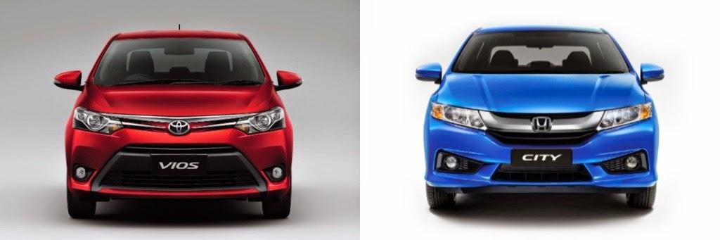 honda city toyota tan cang 2 1024x341 - Toyota Vios 2014 và Honda City: Xe nào phù hợp cho bạn? - Muaxegiatot.vn