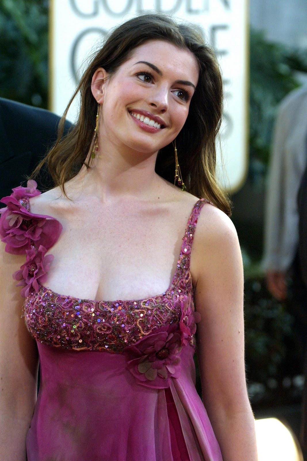 Celebrity Hairstyles Anne Hathaway 2013 Hair Trends