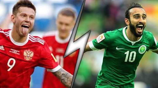 Russia Vs Saudi Arabia | Predict the score and win amazing prizes