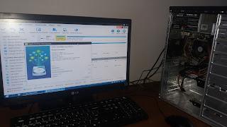 Radio warastra 90 fm  Palembang