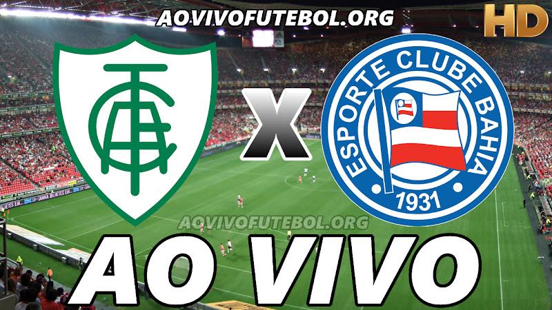 América Mineiro x Bahia Ao Vivo na TV Online