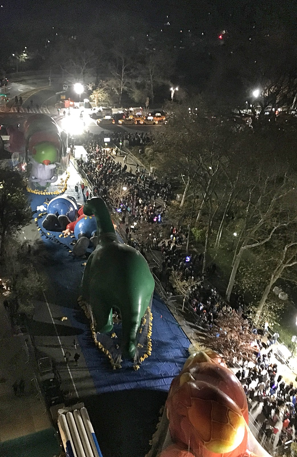 Attempted Bloggery: 2016 Macy's Thanksgiving Day Parade ...