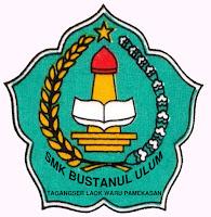 Logo SMK BUstanul Ulum Waru