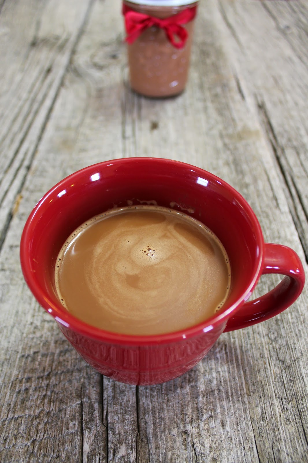 Keto Peppermint Mocha Coffee Creamer Recipe