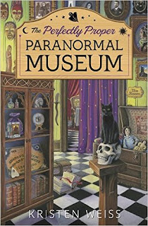 https://www.goodreads.com/book/show/25845800-the-perfectly-proper-paranormal-museum