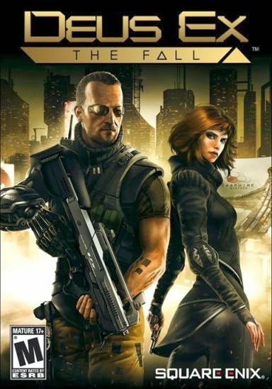 Deus Ex The Fall (2014) PC Game Download Links - Pirated ...  Deus Ex The Fal...