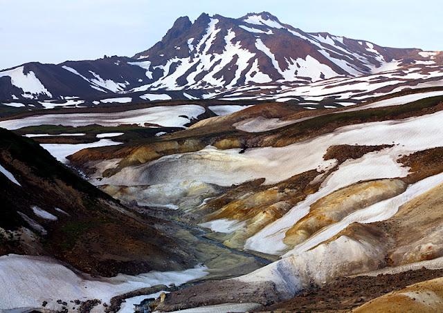Пугающая планета: Долина смерти на Камчатке