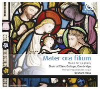 Mater ora Filium - choir of Clare College