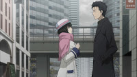 Mayuri and Okabe