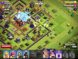 Clash of Clans Mod Apk V11.446.20