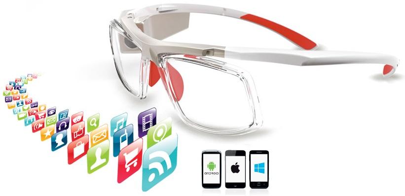 glassup alternative for google glass bok face. Black Bedroom Furniture Sets. Home Design Ideas